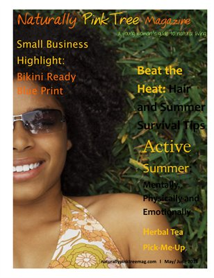 Naturally Pink Tree Magazine: May/June 2013 issue
