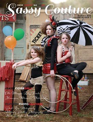 Sassy Couture Magazine - Circus| Carnival| Masquerade