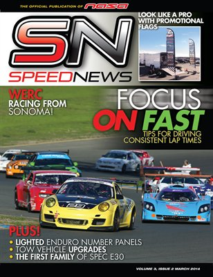 Speed News March 2014