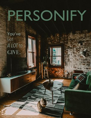 Personify #3 Winter Edition 2019