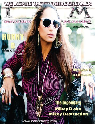 Independent Artist Magazine June/July 2013