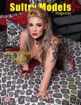 Sultry Models Magazine Artistic Nude Issue 9