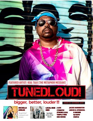 TunedLoud Magazine October 2019
