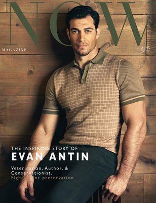 NOW Magazine April Issue Dr. Evan Antin