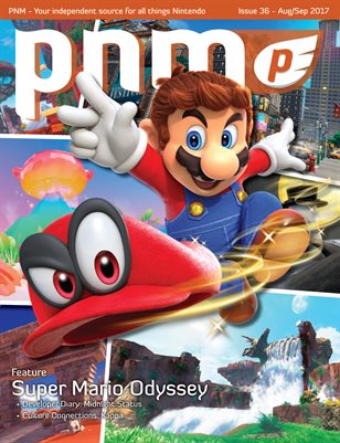 Pure Nintendo Magazine (PNM) Issue 36