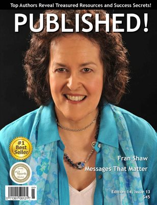 PUBLISHED! Excerpt featuring Fran Shaw