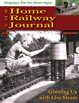 Home Railway Journal: SPRING 2008