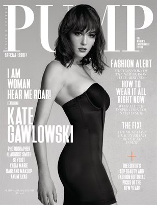 PUMP Magazine - The Women's Empowerment Edition