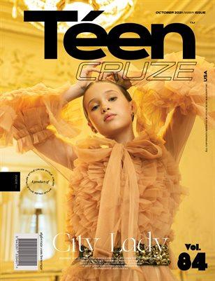 OCTOBER 2021 Issue (Vol: 84) | TÉENCRUZE Magazine