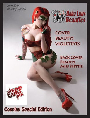 Baba Lous Beauties- Cosplay Special Edition- June 2014