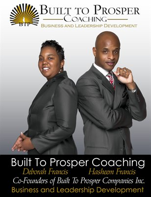 Built To Prosper Coaching Brochure