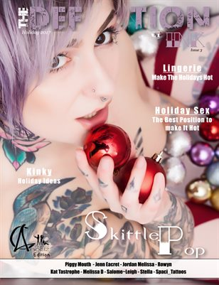 The Definition of INK: Holiday issue 3