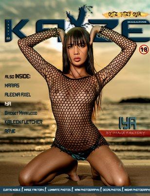 Kayze Magazine issue 22 (IYA)