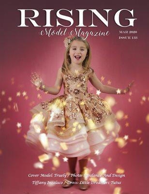 Rising Model Magazine Issue #133