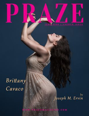 PRAZE Magazine | June 2020 - Launch Issue