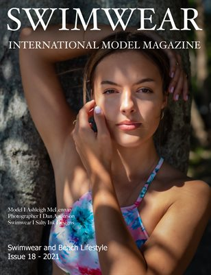 Swimwear International Model Magazine Edition 18