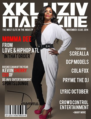 Xkluziv Magazine - Special Issue #3 - November 2014