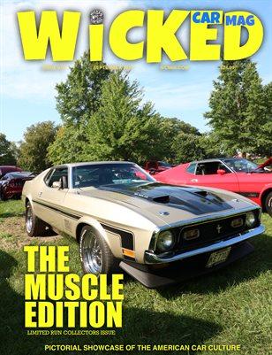 WICKED CAR MAGAZINE 71 MACH 1