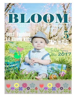 Lě Bloom Kids Magazine vol 17