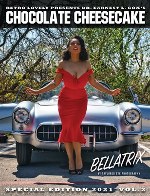 Chocolate Cheesecake 2021 – Vol.2 BELLATRIX Cover