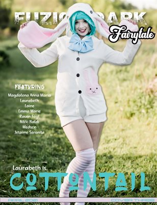 Fuzion Dark : Laurabeth FairyTale Cover 3 April 2021