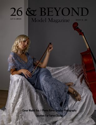 26 & BEYOND Model Magazine Issue #20