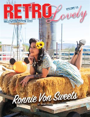 Halloween 2020 - VOL 28 – Ronnie Von Sweets