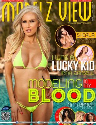 MODELZ VIEW MAGAZINE APRIL 2013