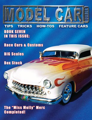 Model Car Builder Book Seven
