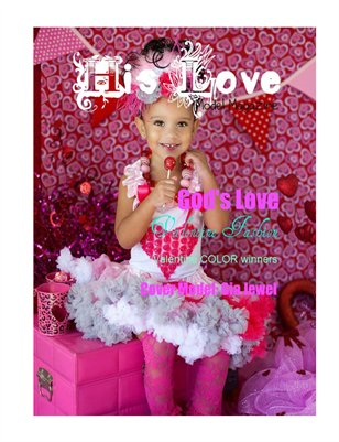 His Love Model Magazine (Valentine Issue)