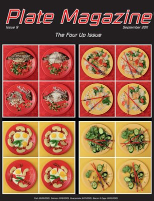 Plate Magazine #9 - The Four Up Issue