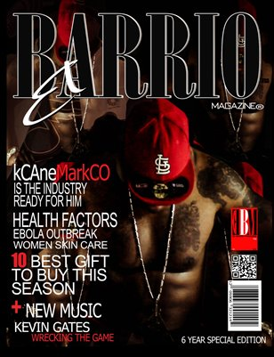 kCAne MarkCO And Kevin Gates December 2014 Issue