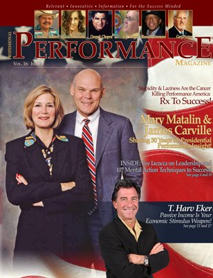 Mary Matalin & James Carville