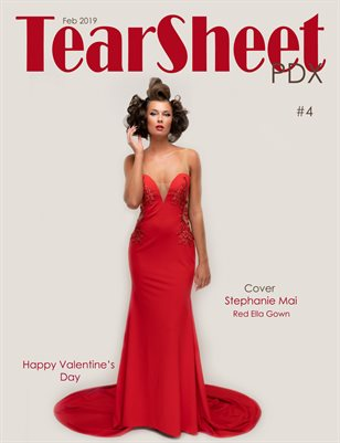 TearSheet PDX - February 2019 - Issue #4 - Gowns Galore Edition