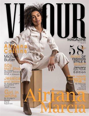 Vigour Magazine January Issue 1
