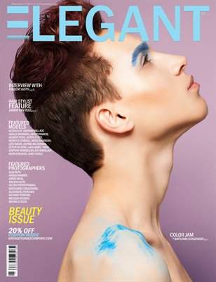 Beauty Book #1 (April 2014)