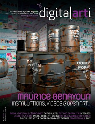 The international Digital Art quarterly magazine. Issue 6, Q2 2011