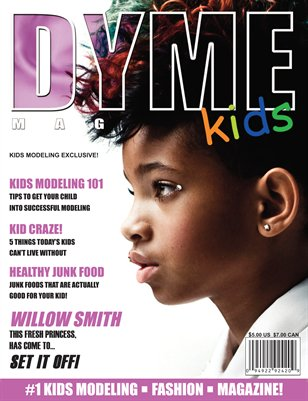 DYME Magazine Kids Issue #1