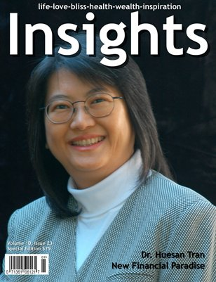Insights featuring Dr. Huesan Tran