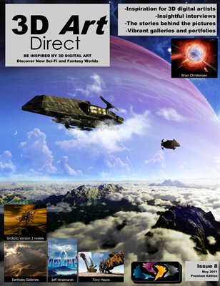 3D Art Direct Issue 8