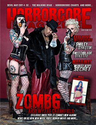 Issue 16 - ZombG & Worst Kept Secret