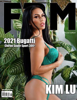 FBM Magazine Special Edition Kim Lu