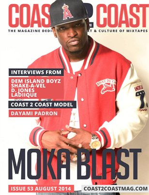 Coast 2 Coast Magazine Issue #53