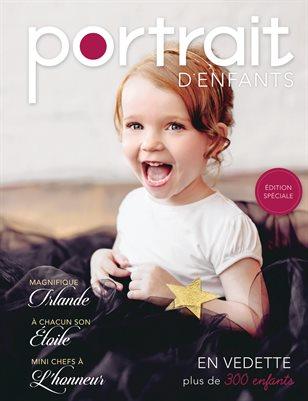 Magazine Portrait d'enfants Vol. 3 - Nov. 2017