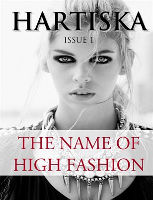 HARTISKA Magazine Issue 1