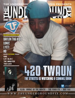 The Underground Fix Magazine Issue #65
