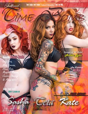 Tattooed Time Bomb Magazine, Issue #40