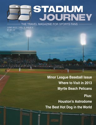 Stadium Journey Magazine, Vol. 3 Issue 6