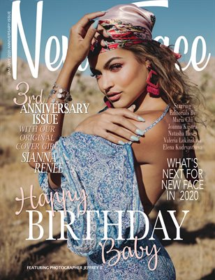 New Face Magazine - Issue 37, January '20