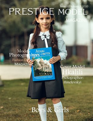 Prestige Models Magazine_ Boys & Girls P2